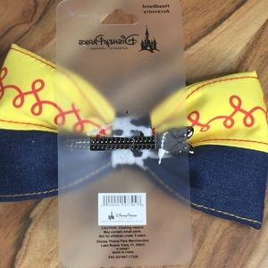 Disney Accessories - Disney Toy Story Jesse Minnie Swap Your Bow